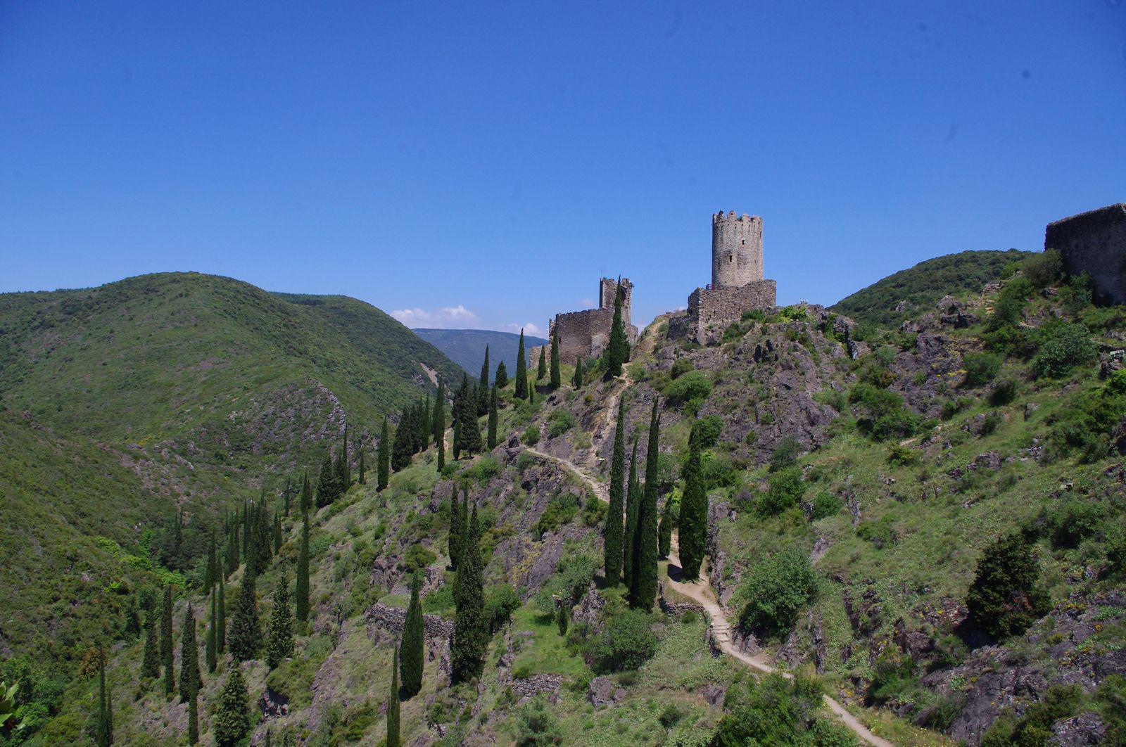 Château de Lastours_Aragon