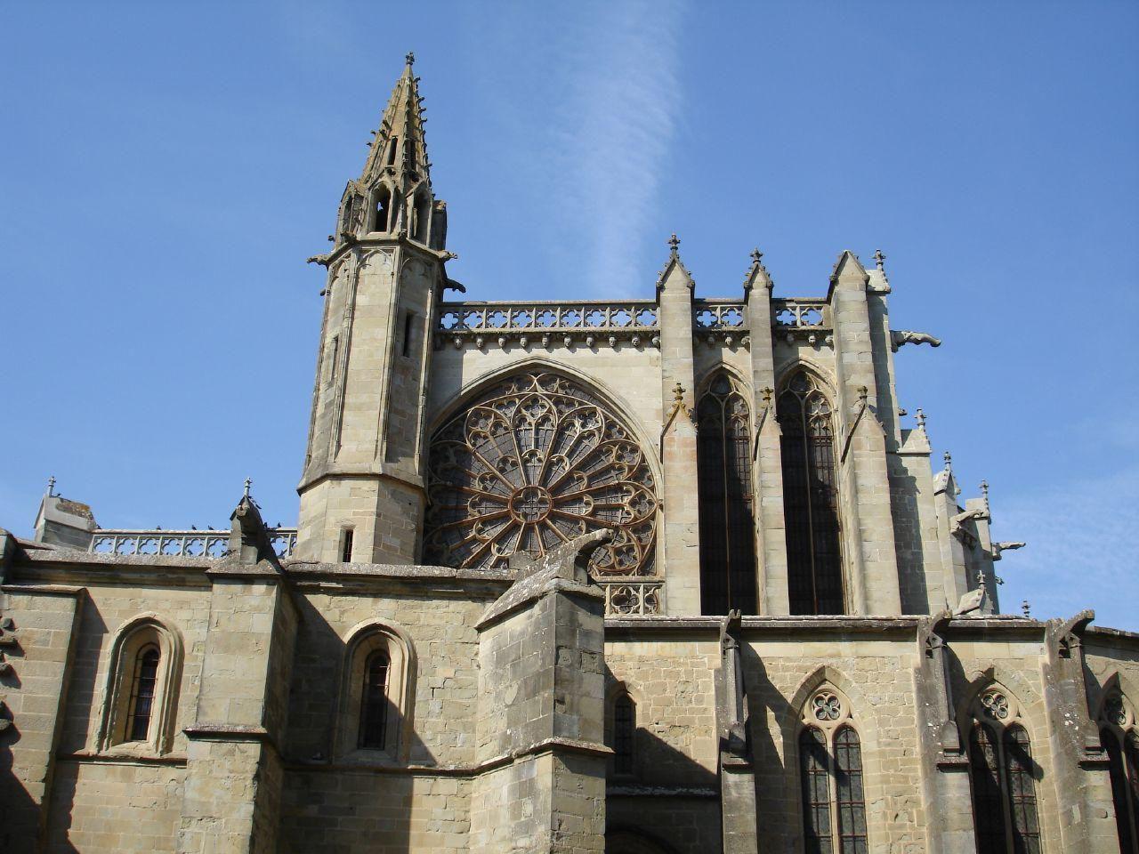 Basilique Saint-Nazaire_Carcassonne