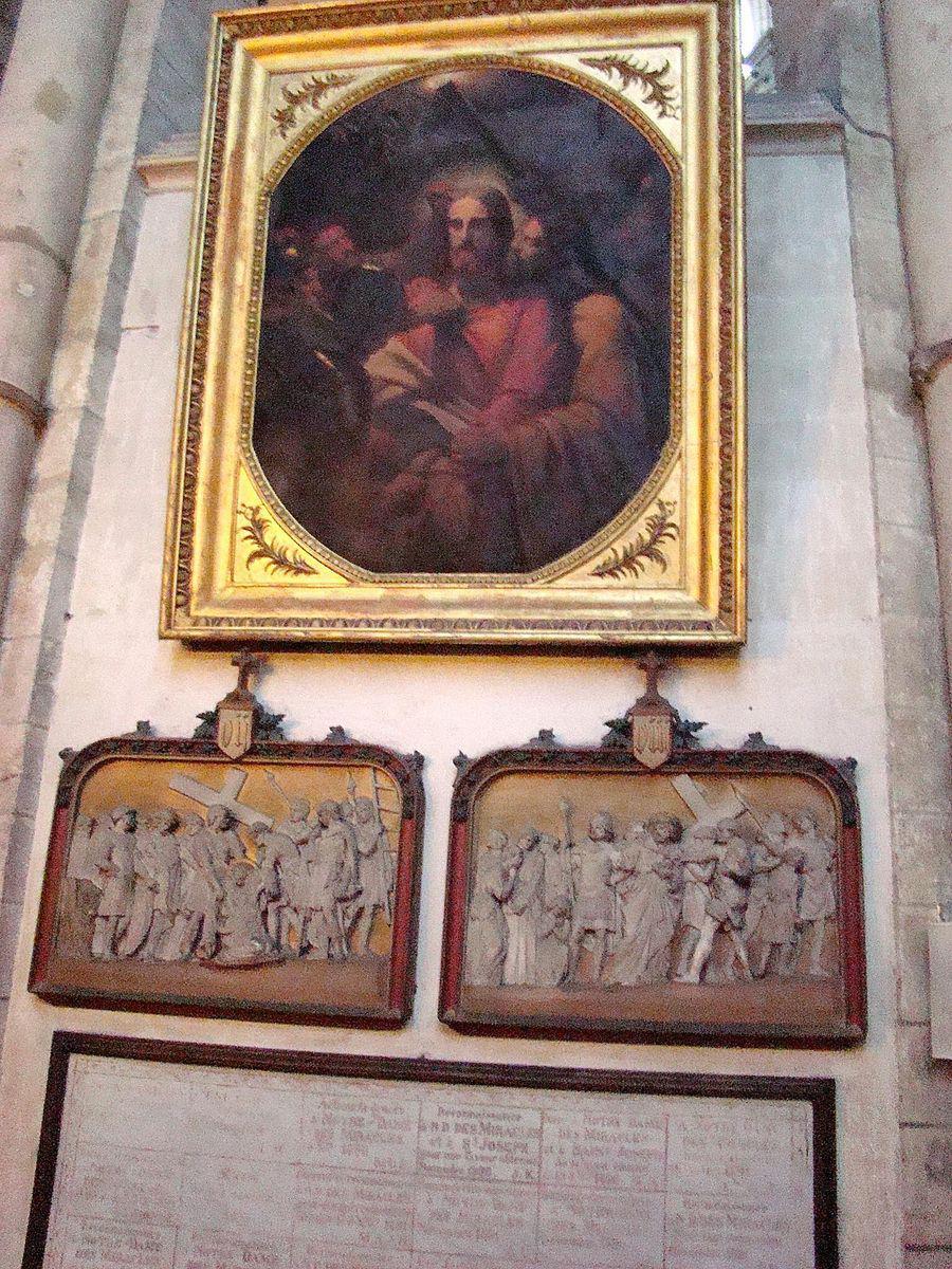 Œuvres d'art de Cathédrale_Saint-Omer