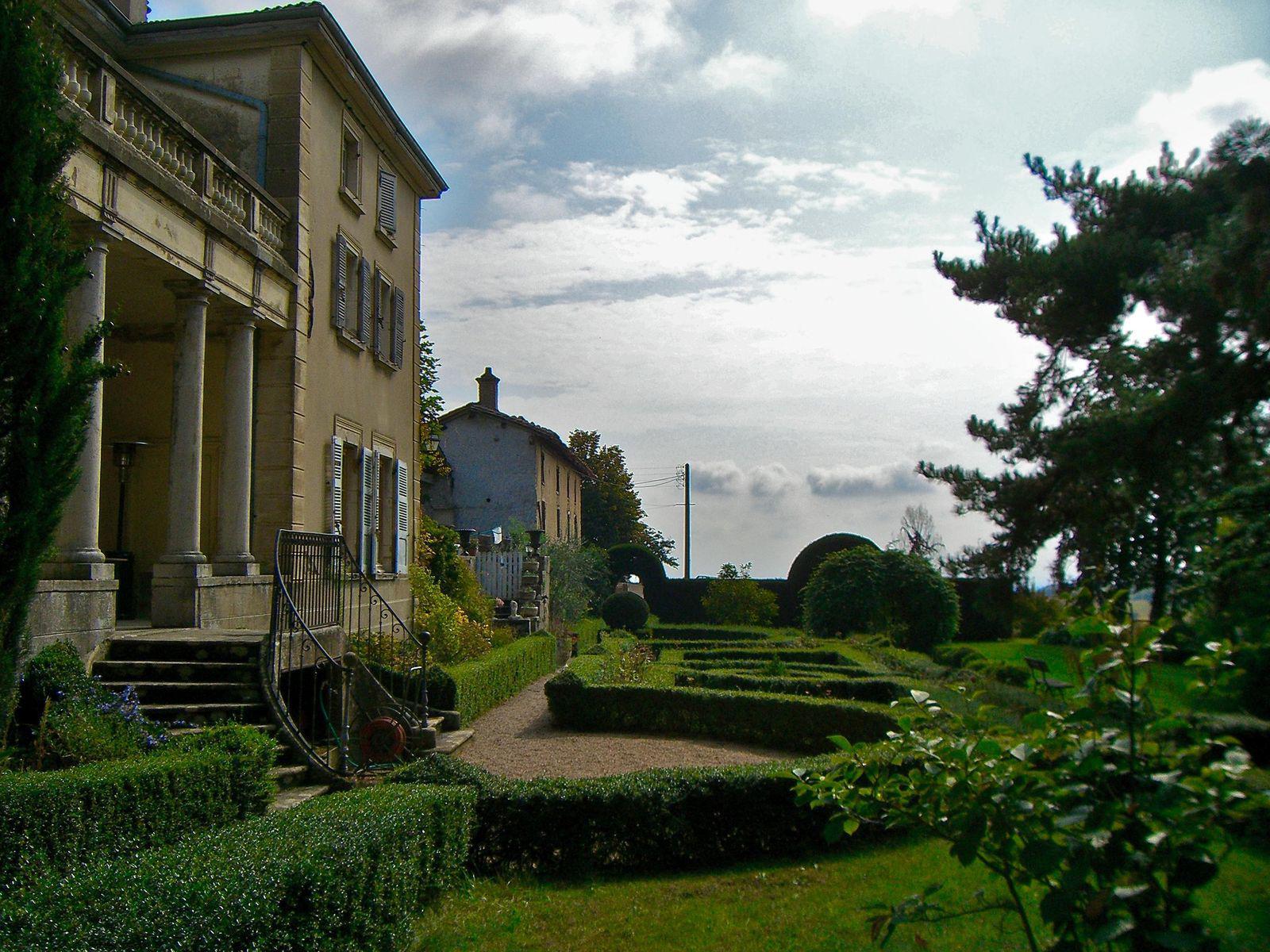 Château de Corcelles_Corcelles-en-Beaujolais