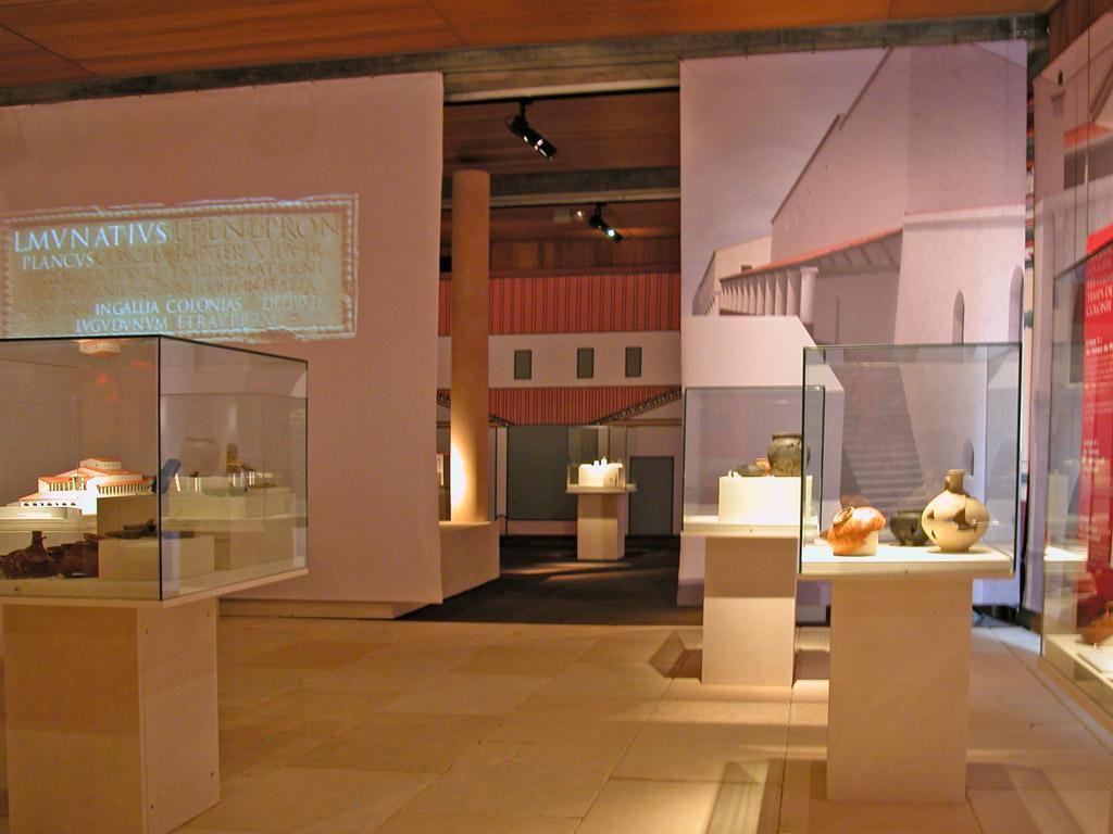 Musée gallo-romain de Lyon-Fourvière_Lyon