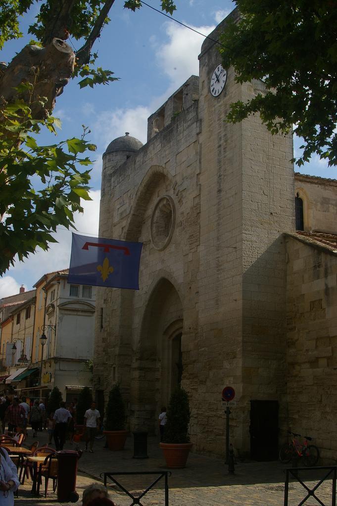 Église Notre-Dame des Sablons_Aigues-Mortes