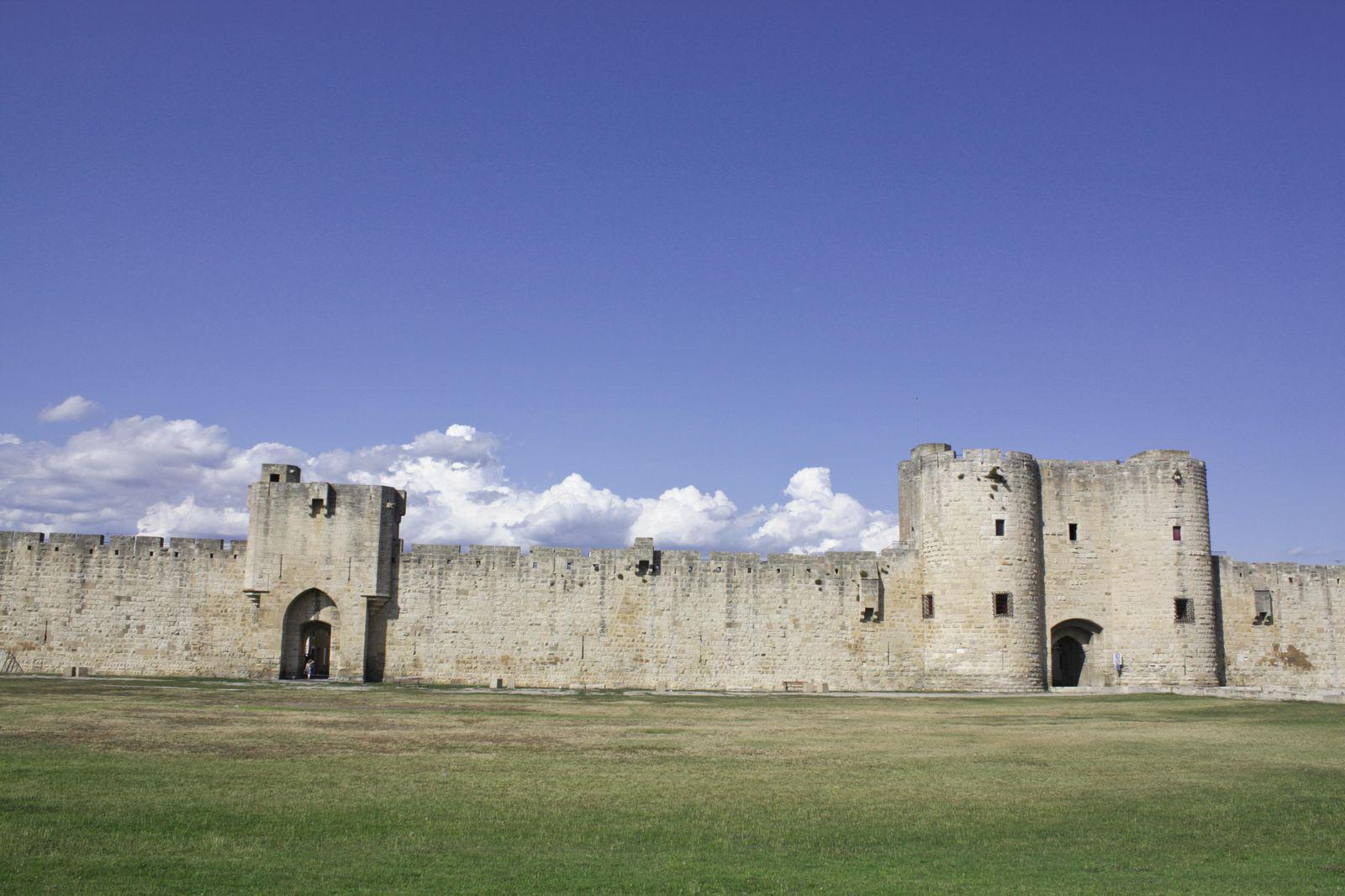 Image : Remparts d'aigues-Mortes