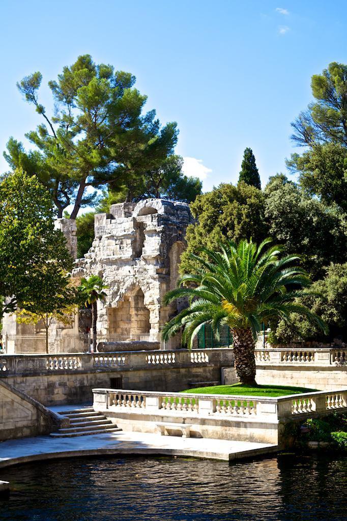 Jardins de Fontaine et Temple de DIANE_Nîmes (1)