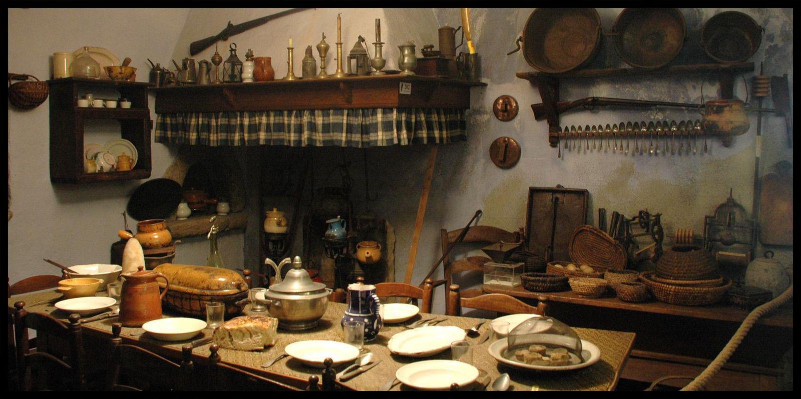 Image : Musée des vallées cévenoles