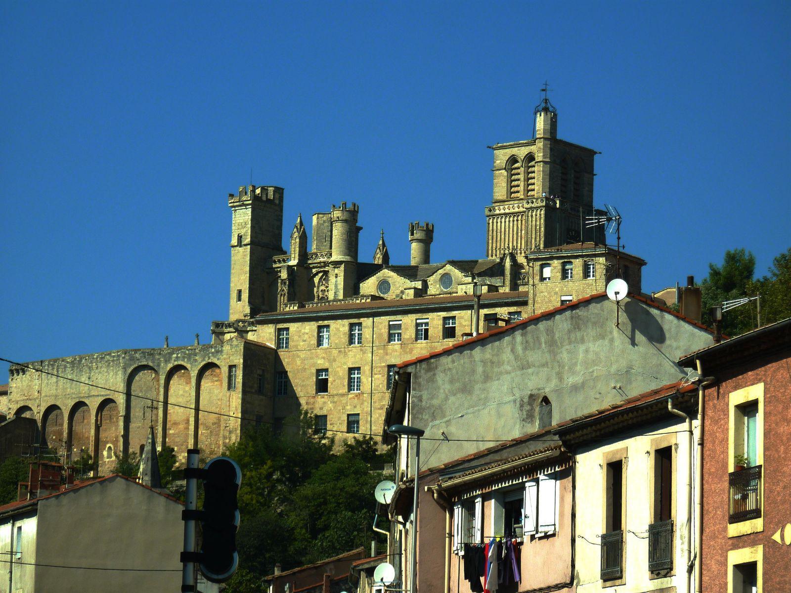 Ancienne Cathédrale Saint-Nazaire_Béziers