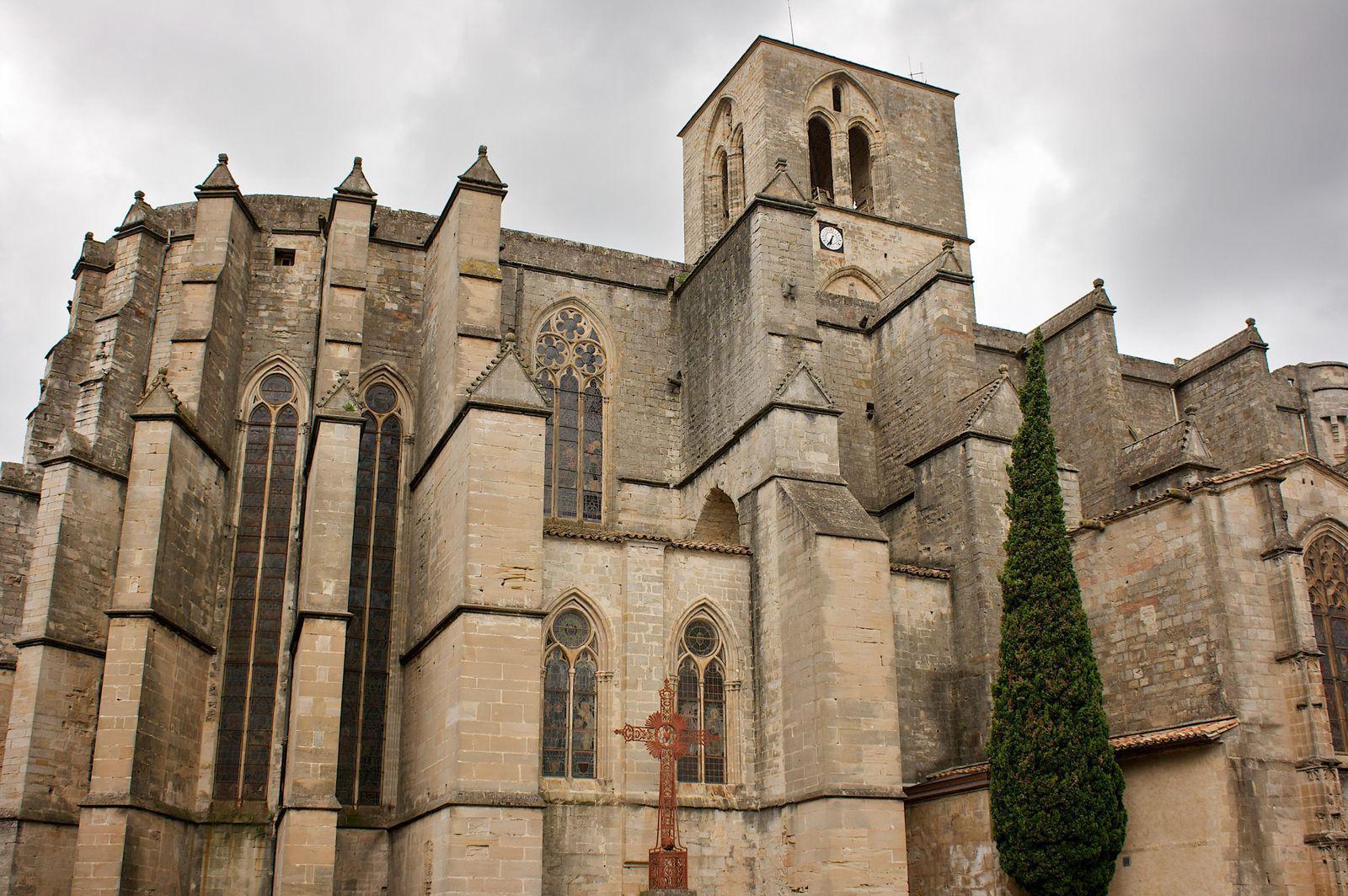 Image : Ancienne Cathédrale Saint-Fulcran