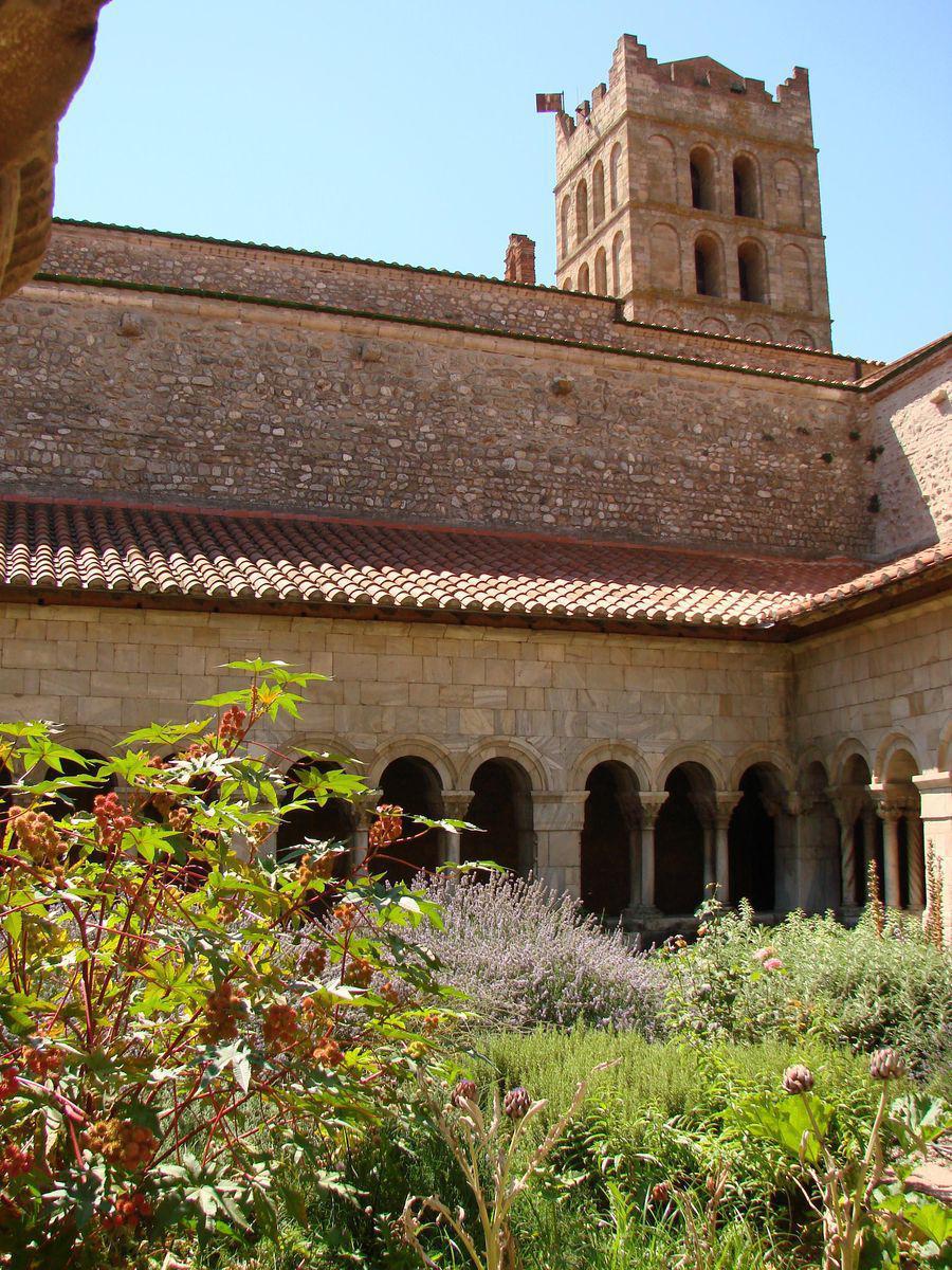 Cathédrale D'ELNE_Elne