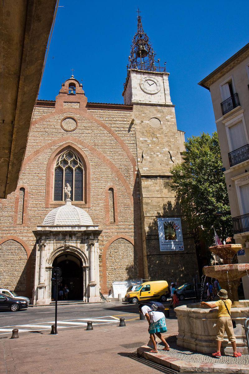 Cathédrale Saint-Jean-Baptiste_Perpignan
