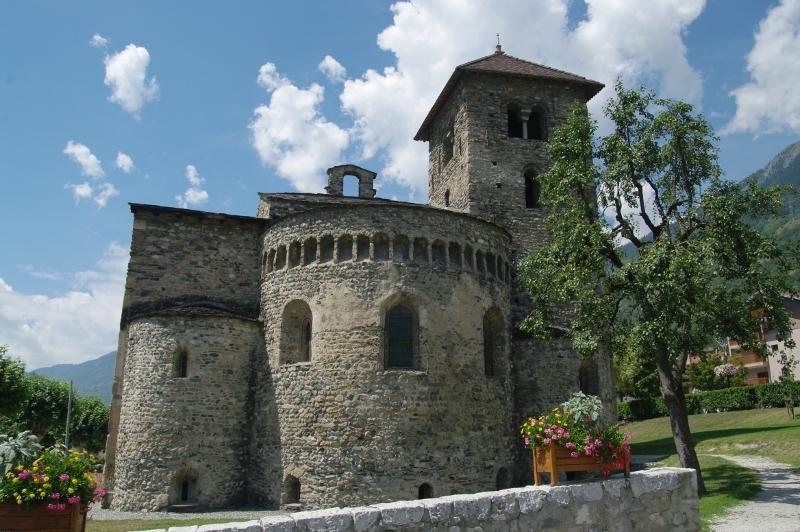 Basilique Saint-Martin_Aime