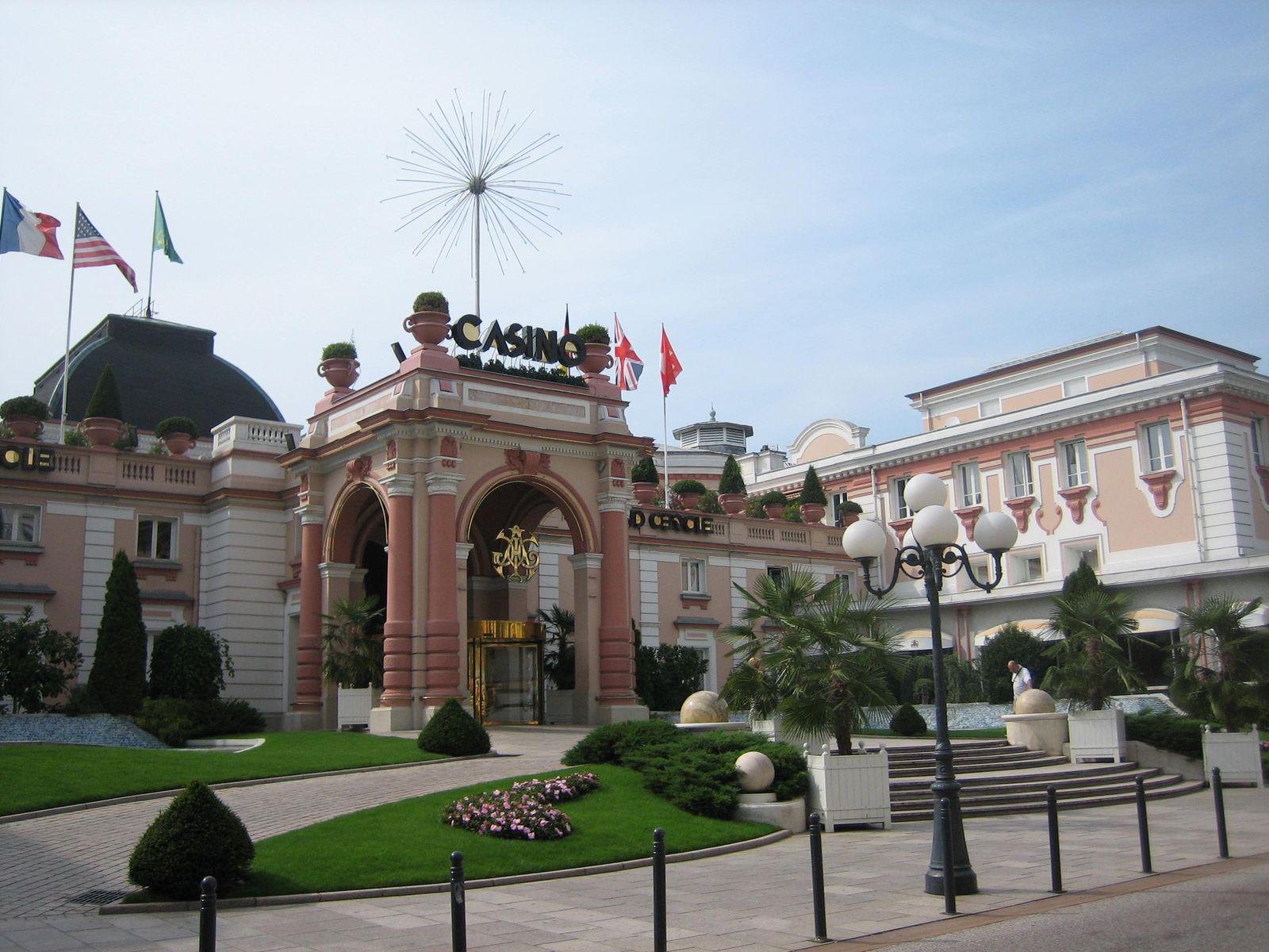 Le casino Grand Cercle_Aix-les-Bains