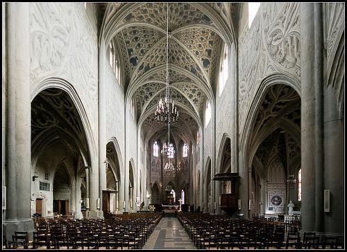 Cathédrale Saint François de Sales_Chambéry