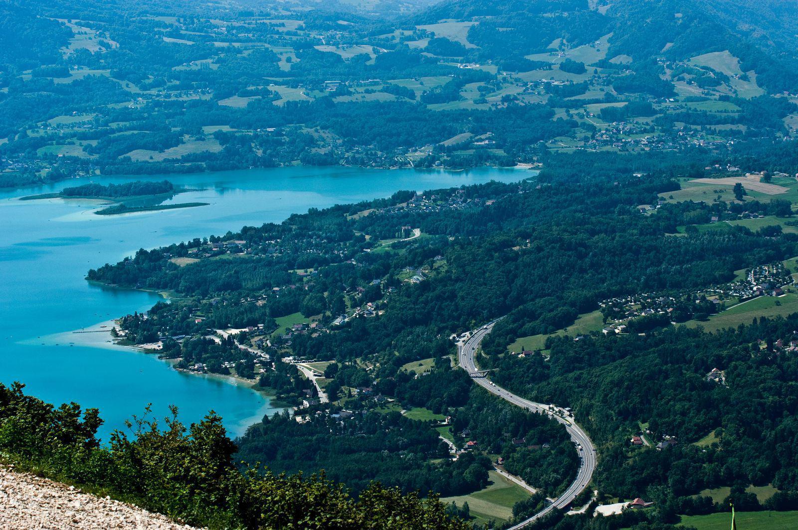 Lac d'Aiguebelette_Lépin-le-Lac