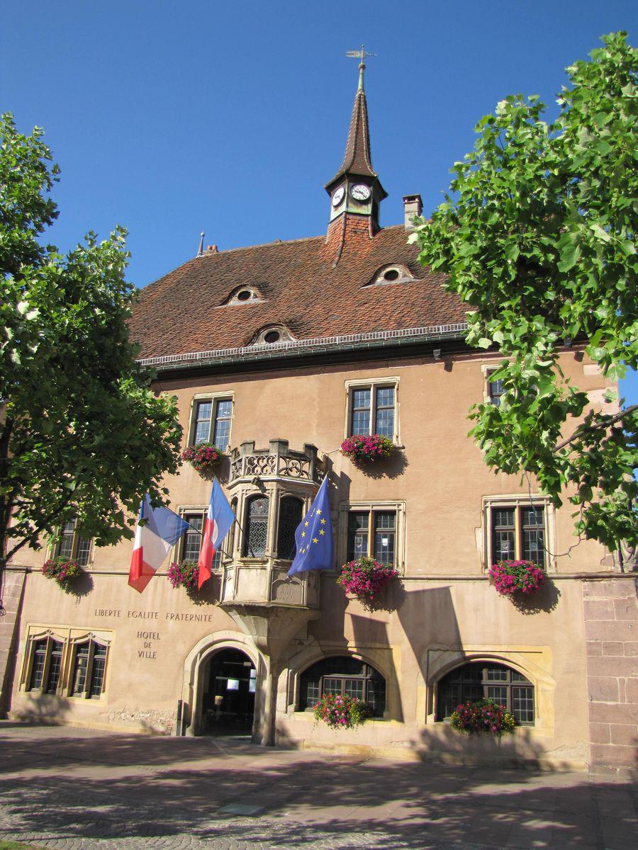 Hôtel de Ville_Guebwiller