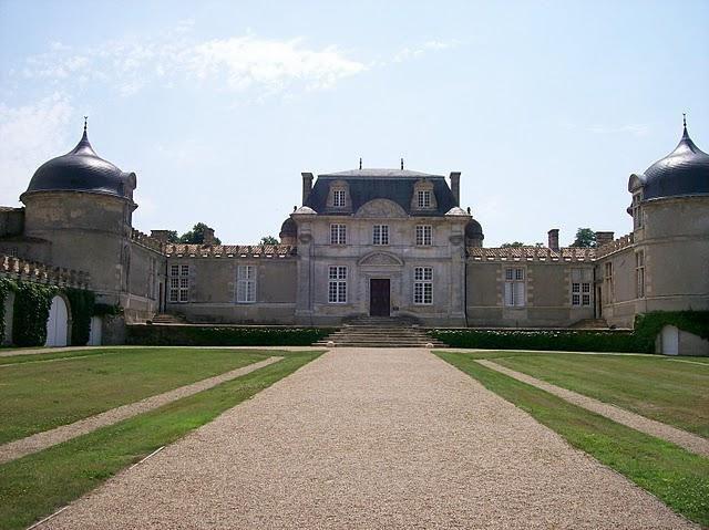 Image : Château de Malle