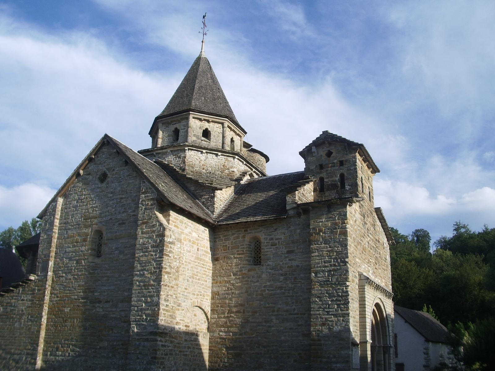 Église romane de l'Hôpital-Saint-Blaise_L'Hôpital-Saint-Blai