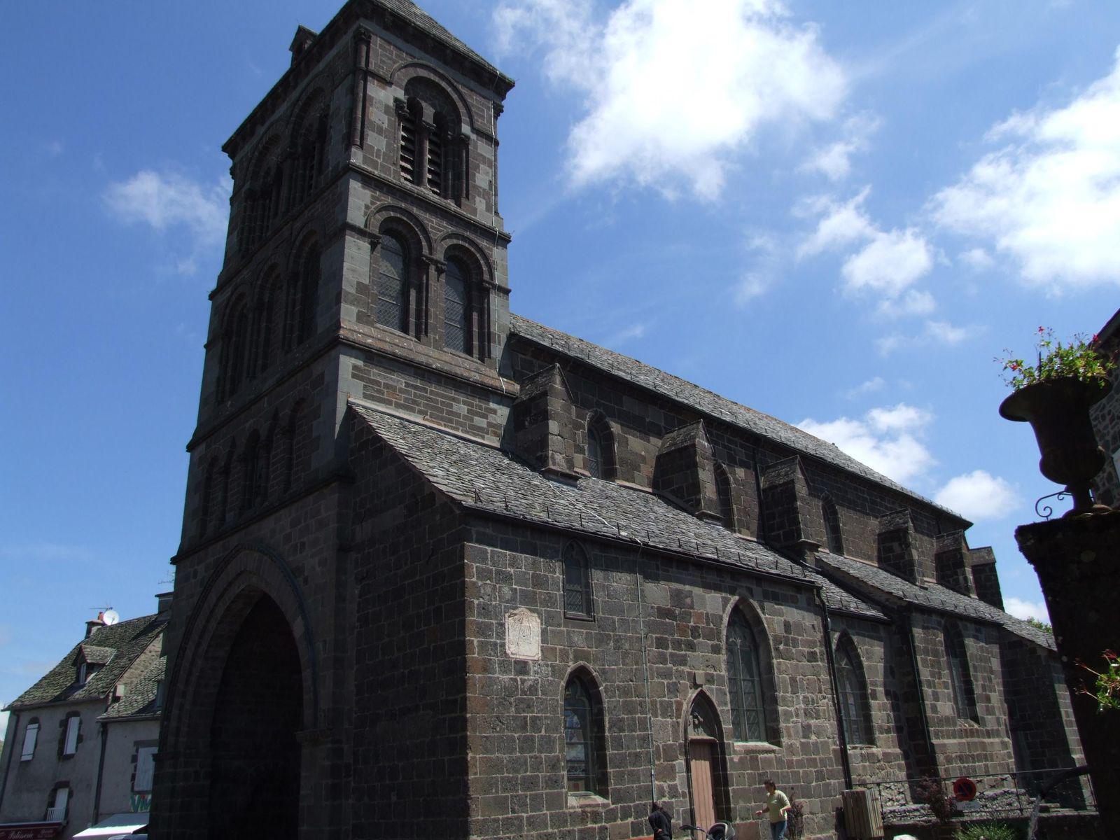 Église Saint-Mathieu_Salers