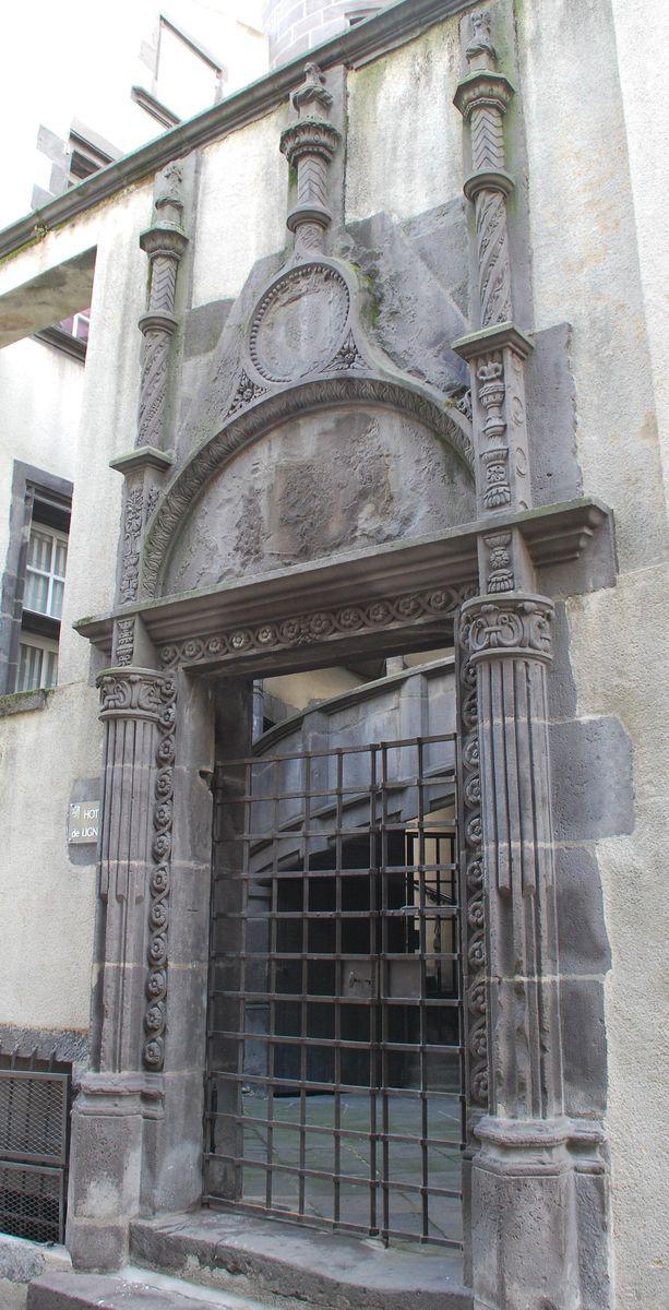 Hôtel de Lignat_Clermont-Ferrand