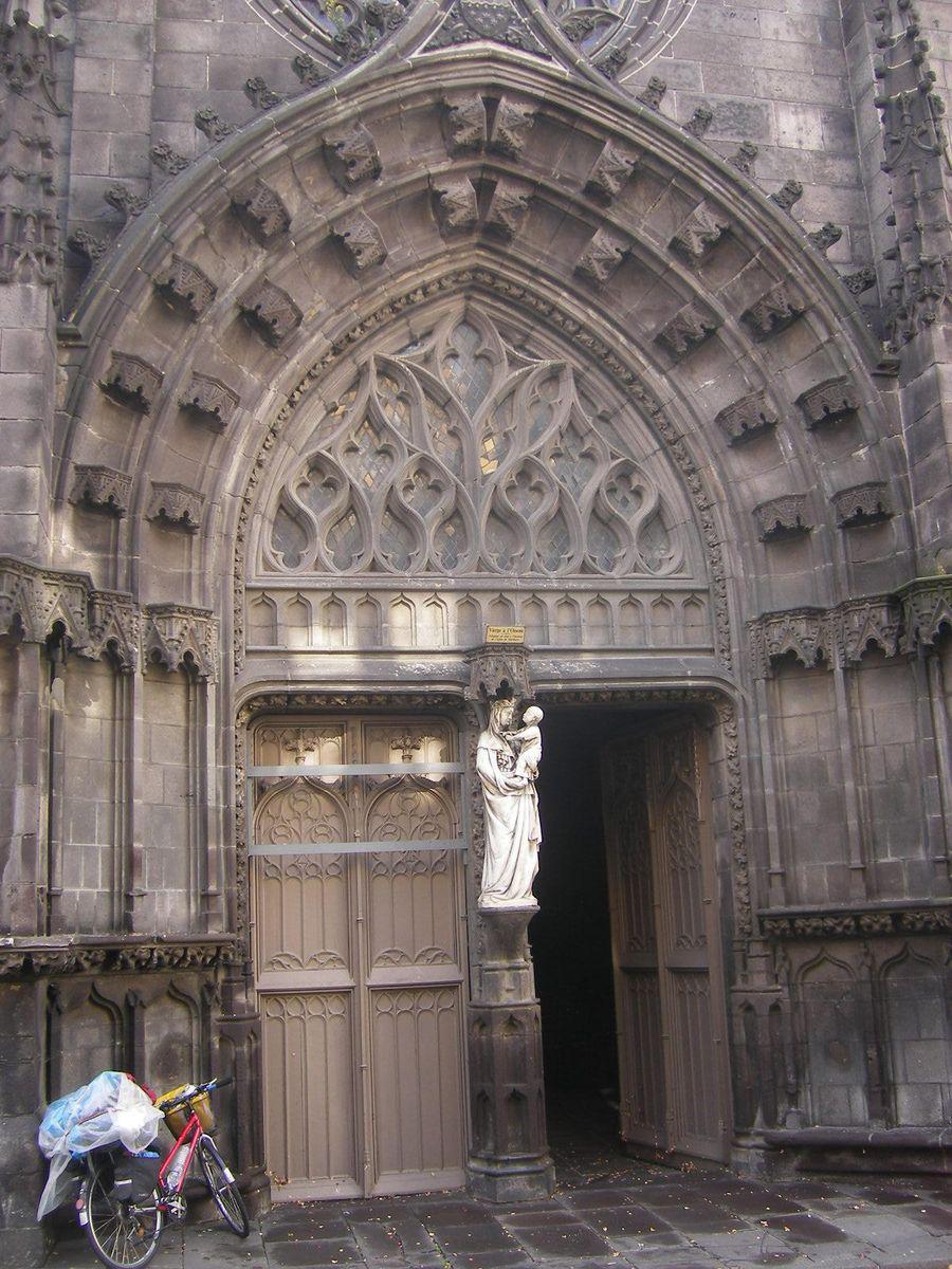 Église Notre-Dame du Marthuret_Riom