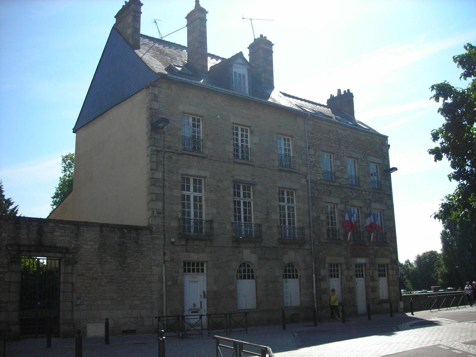Musée des Beaux-Arts et de Dentelle_Alençon
