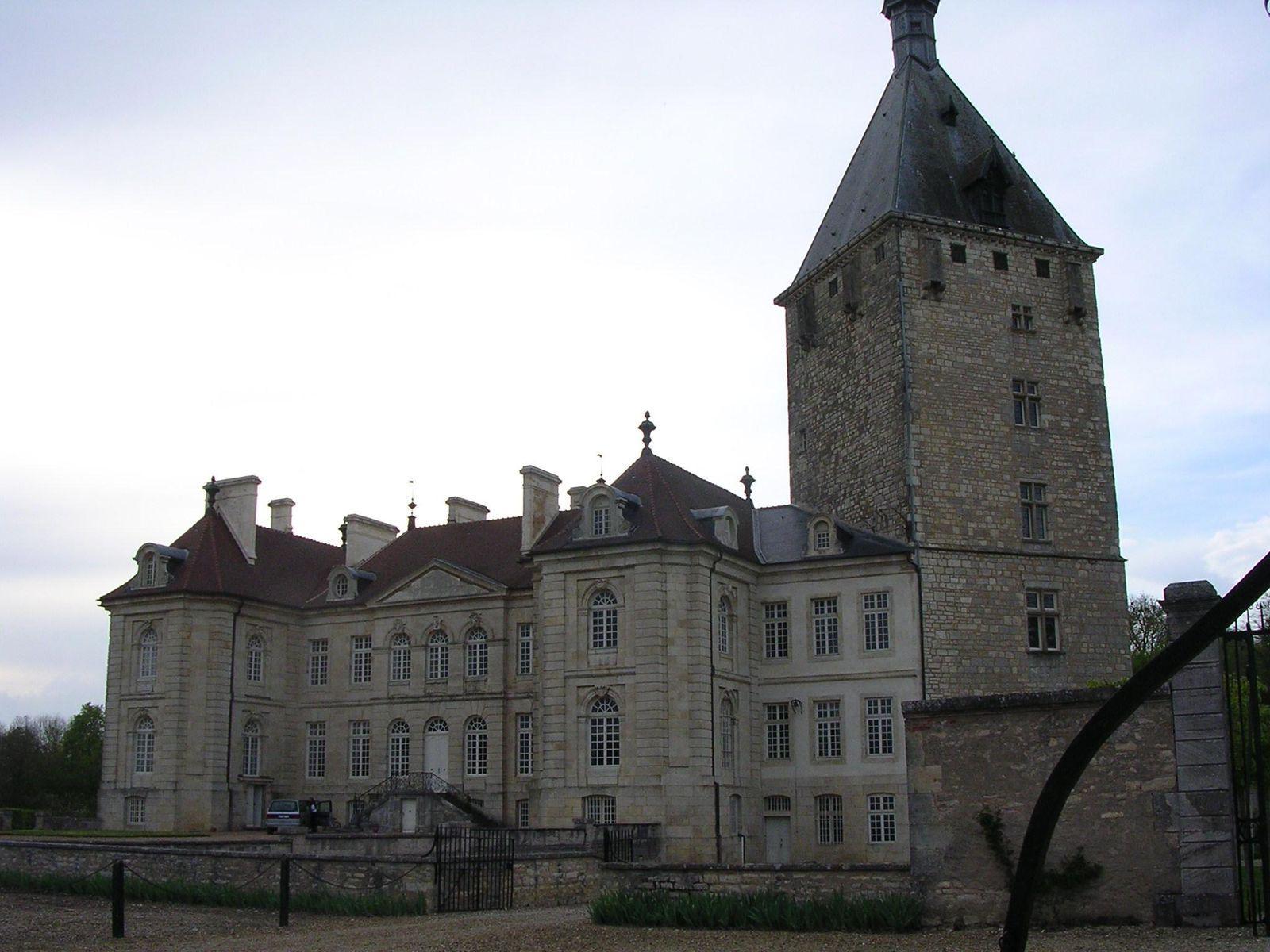 Château de Talmay_Talmay