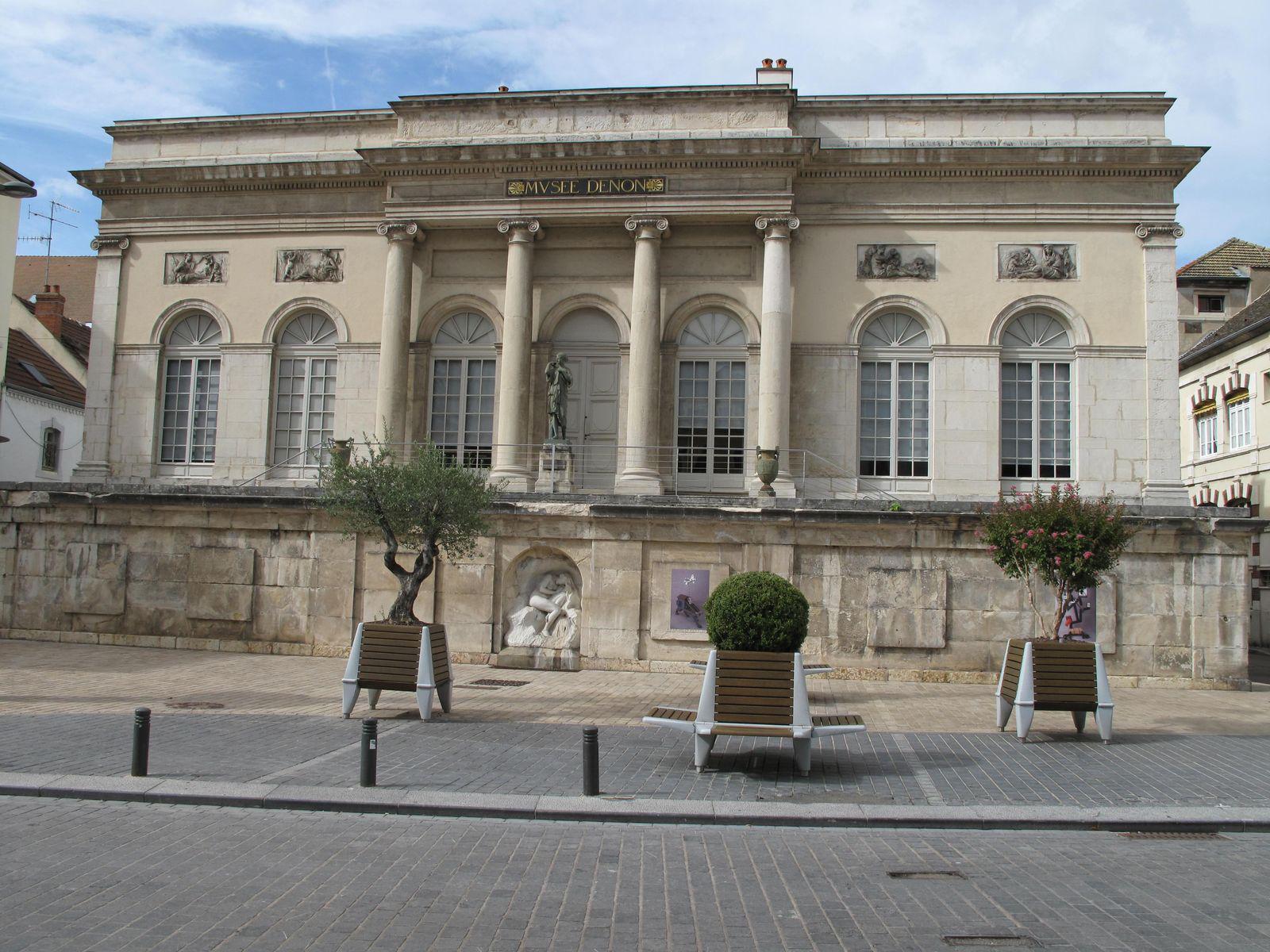 Musée Denon_Chalon-sur-Saône