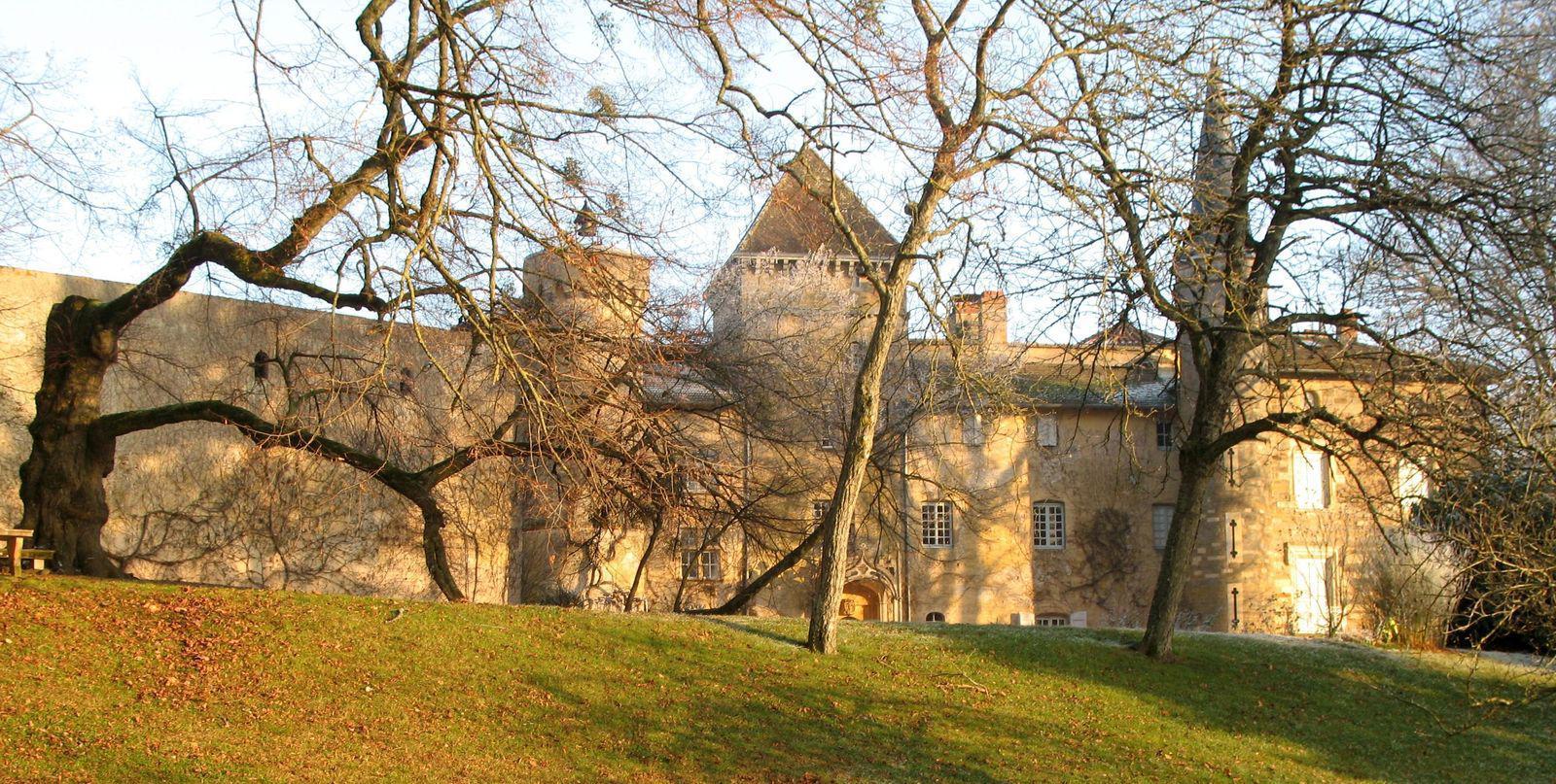 Château de Saint-Point - Lamartine_Saint-Point