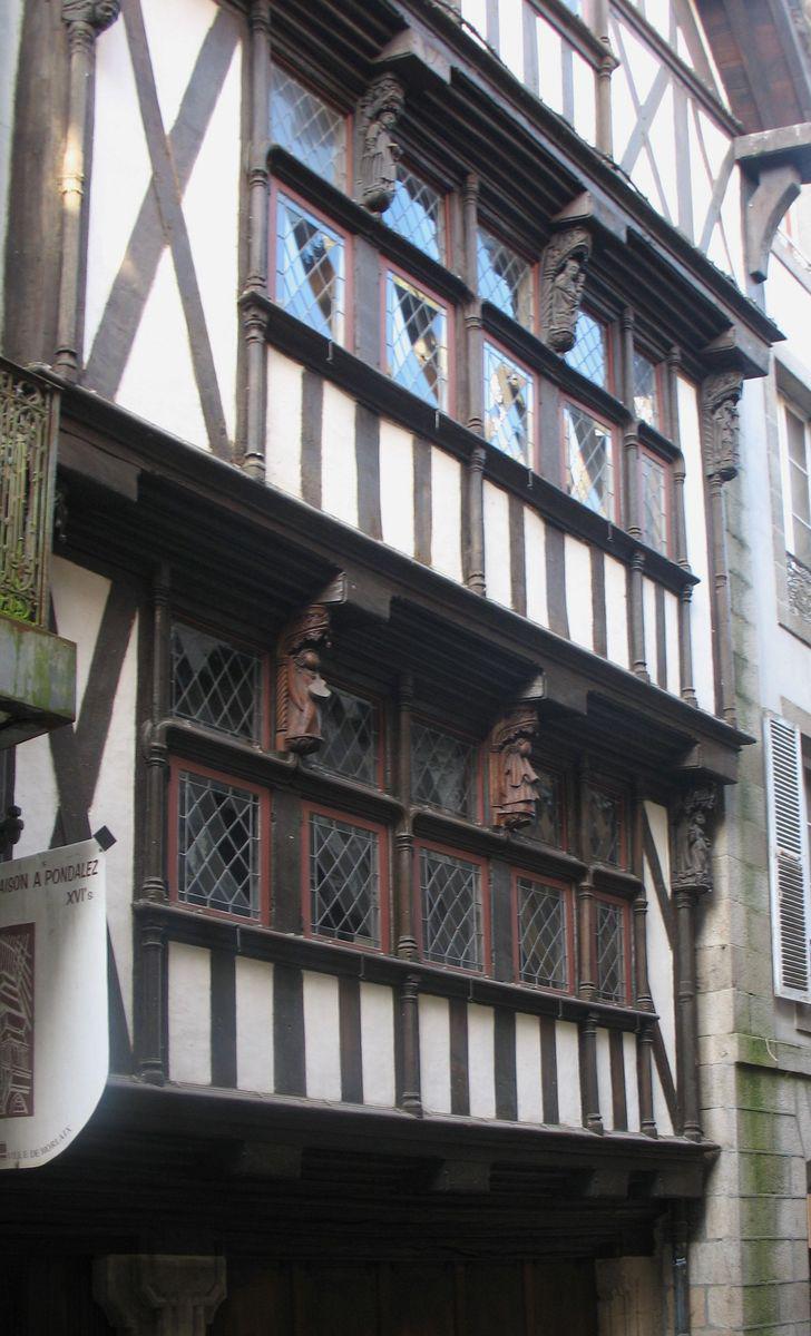 Musée de la Maison à pondalez_Morlaix