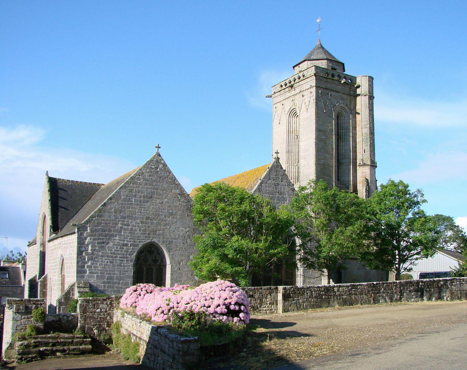 Image : Chapelle Saint-Tugen