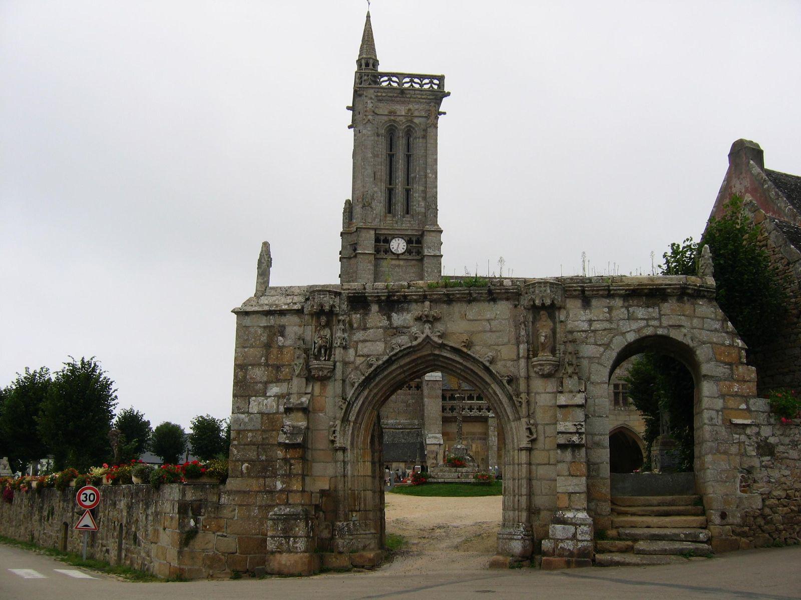 Image : Église de Saint-Jean-du-Doigt