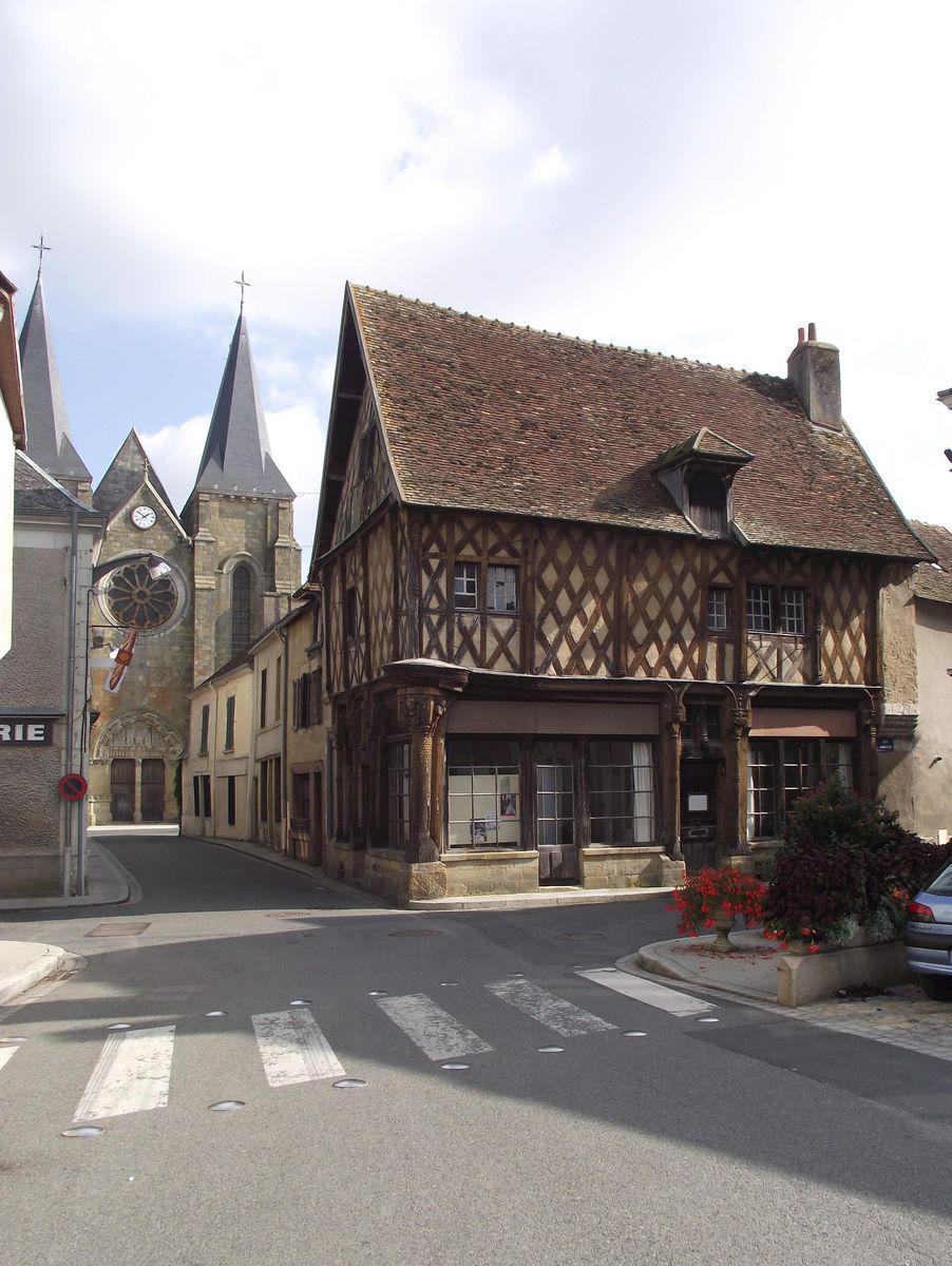 Collégiale Saint-Sylvain_Levroux