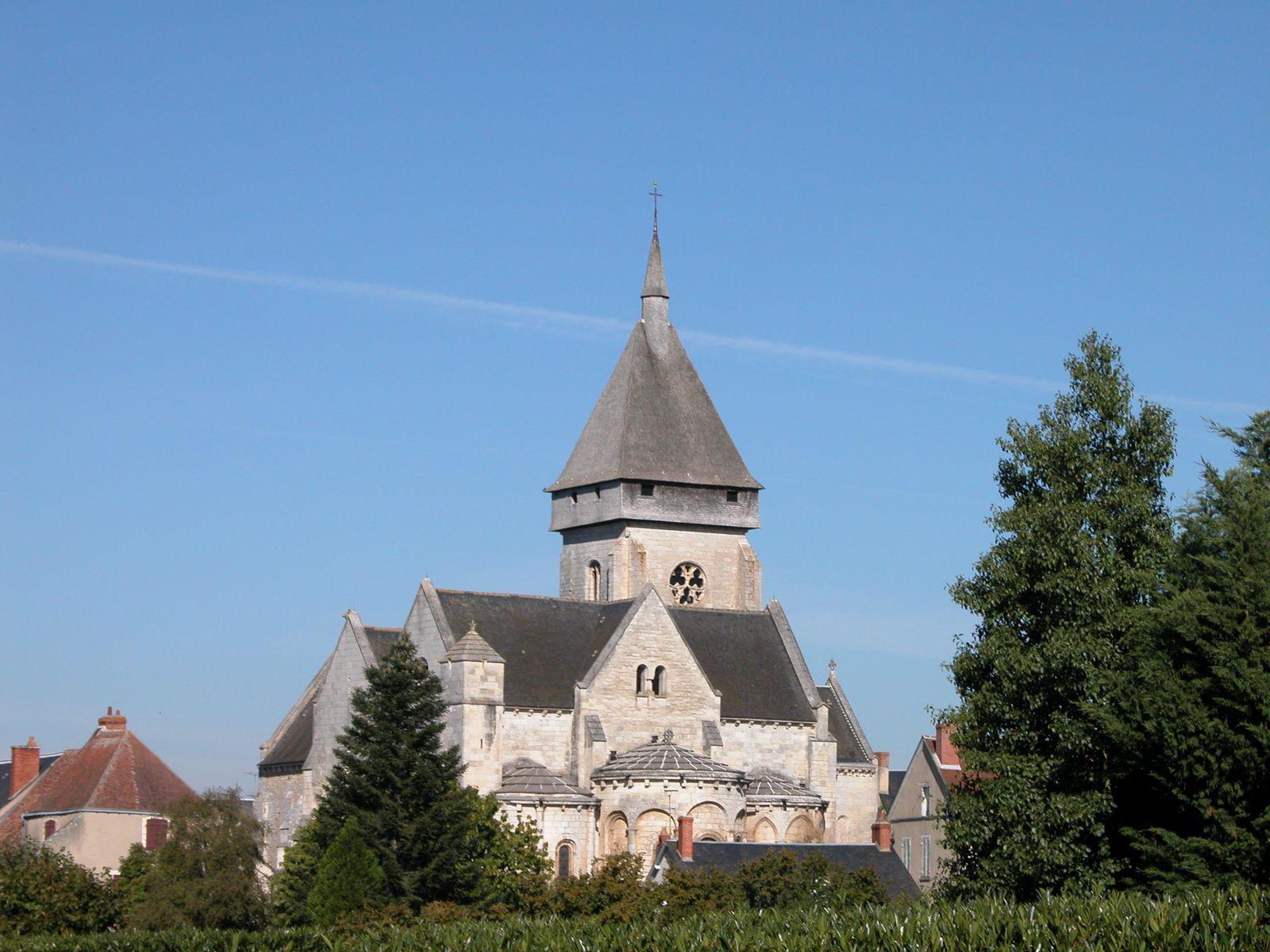 Église médiévale_Saint-Marcel