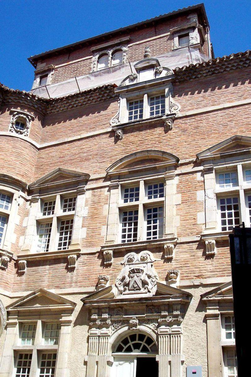 Hôtel de Nayrac_Castres