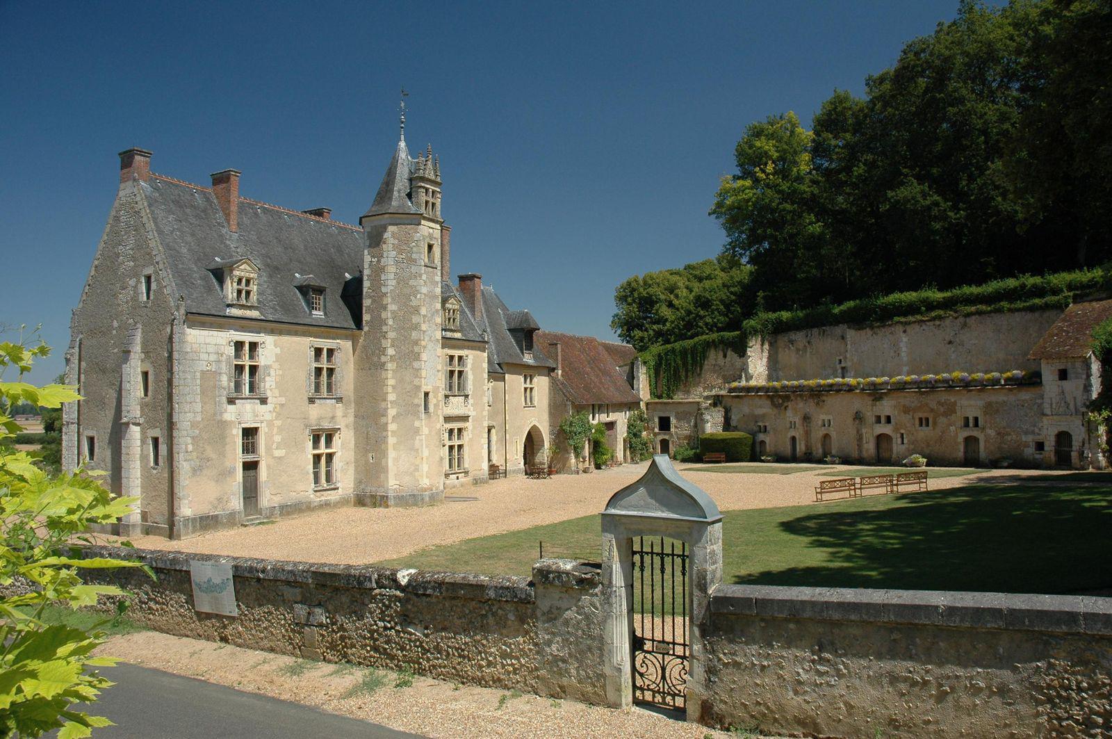 Manoir de La Possonnière_Couture-sur-Loir