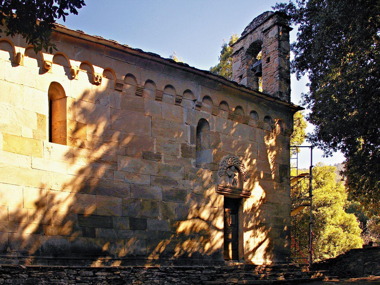 Chapelle San Quilico de Cambia_Cambia