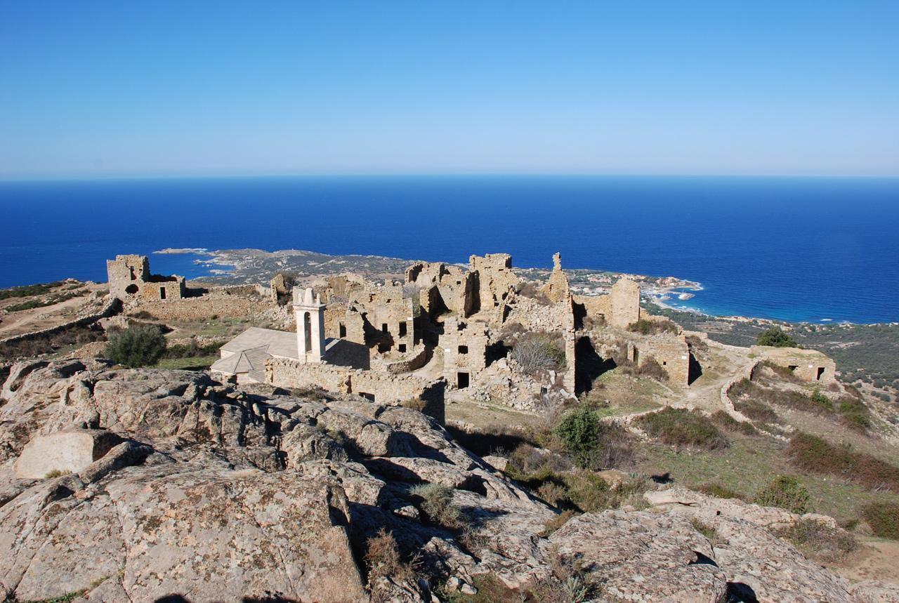 Ruines d'Occi_Lumio