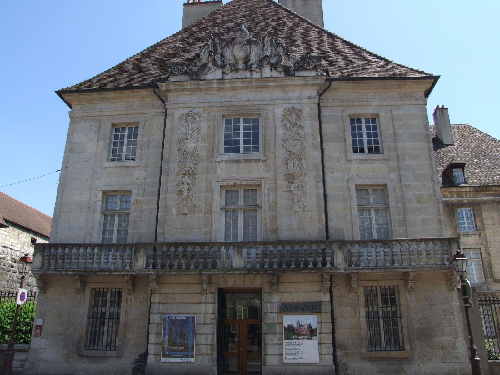 Musée des Beaux-Arts_Dole