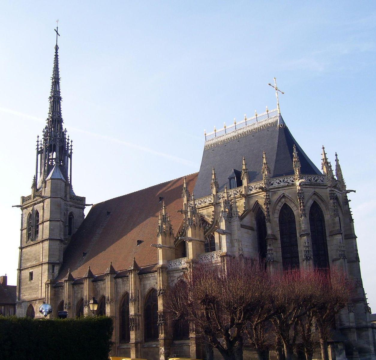 Image : Église Sainte Foy