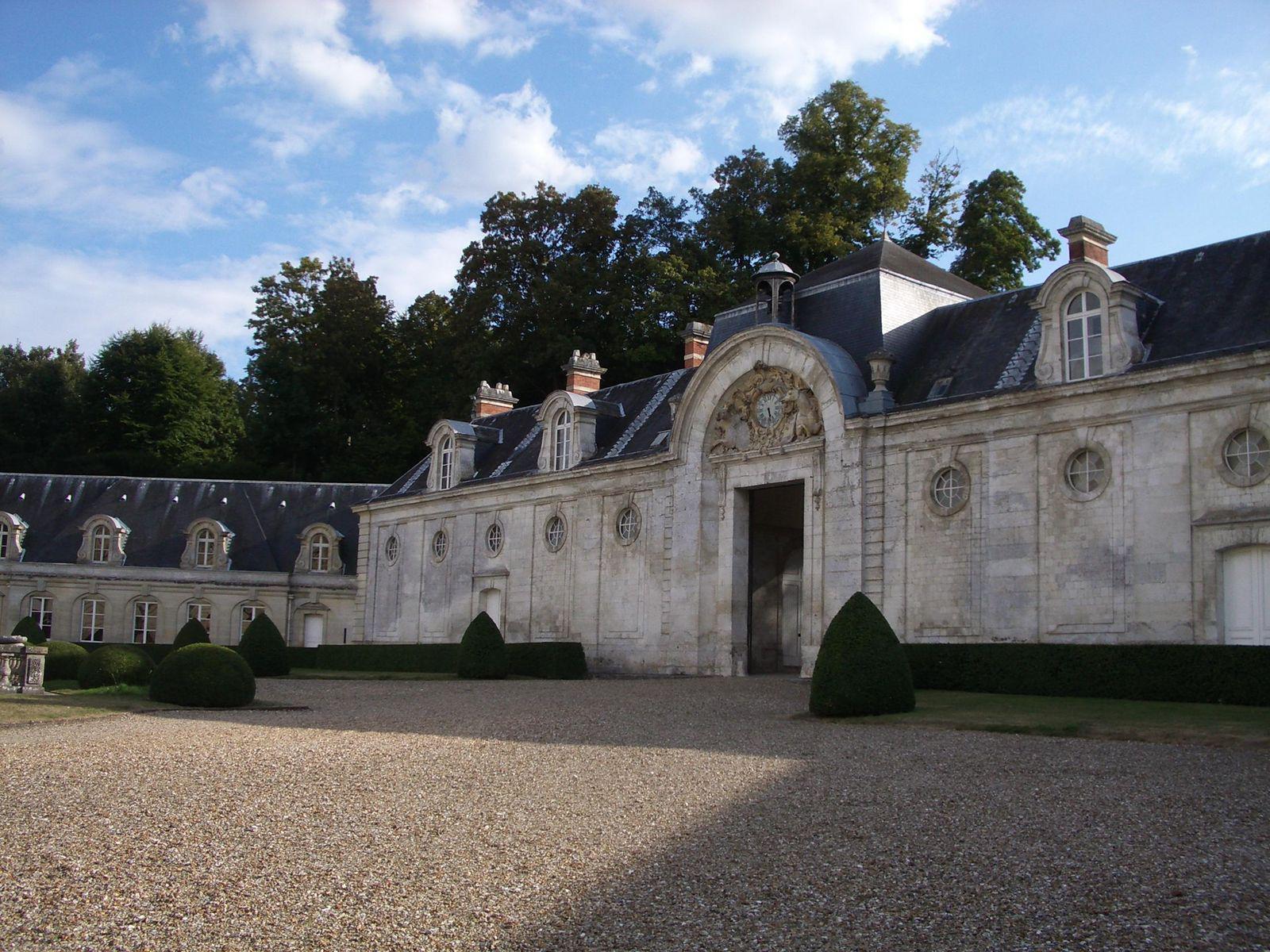 Image : Château de Bizy