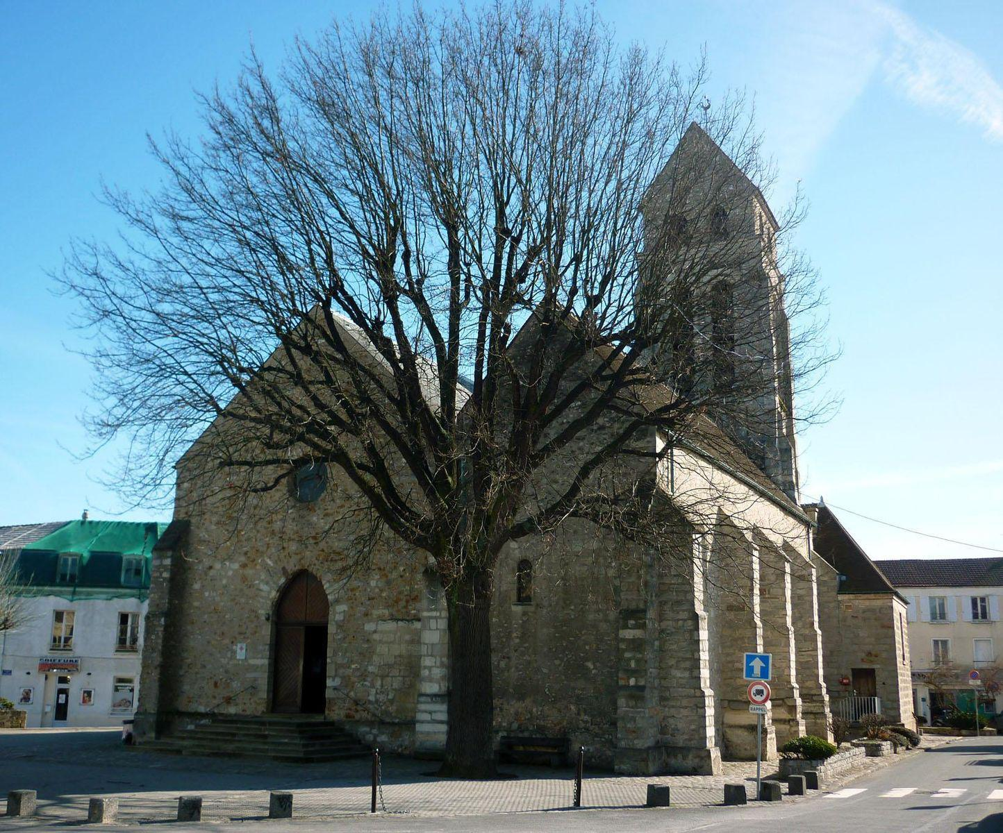 Église Saint-Denis_Wissous