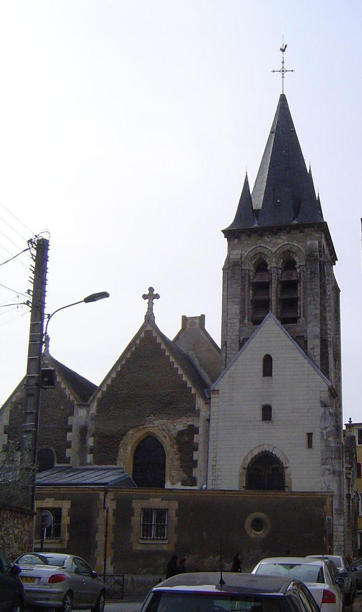 Église Saint-Germain-l'Auxerrois_Châtenay-Malabry