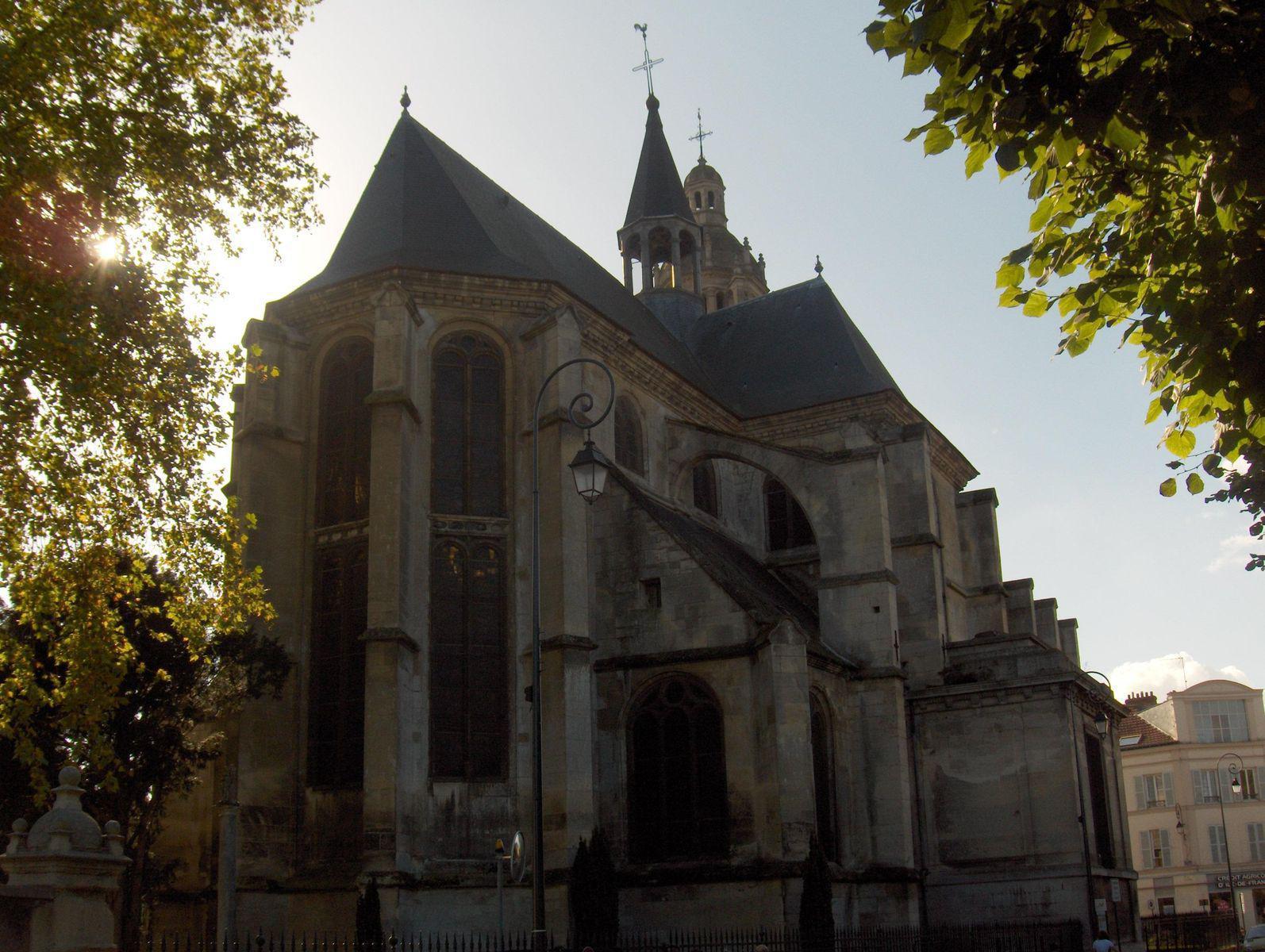Église Saint-Martin_L'Isle-Adam
