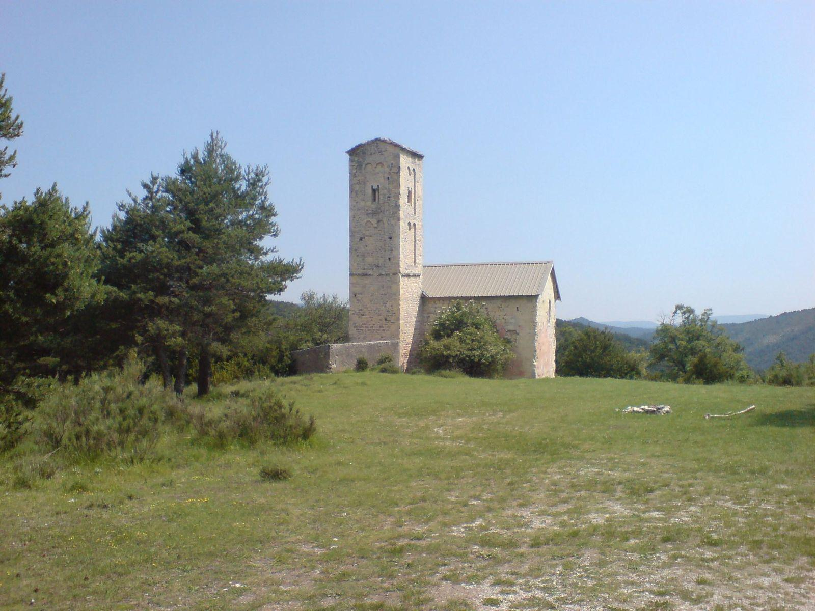 Chapelle Saint-Thyrse_Castellane
