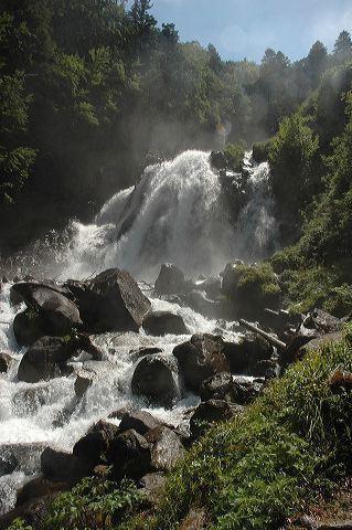 Chemin des cascades_Cauterets