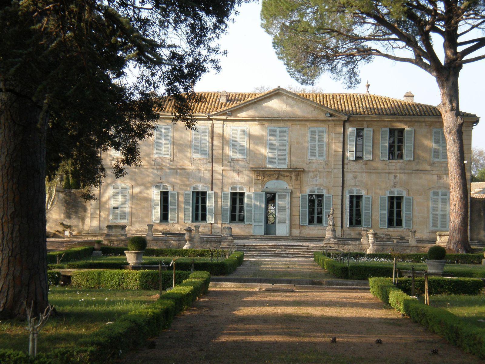 Image : Château de la Mogere