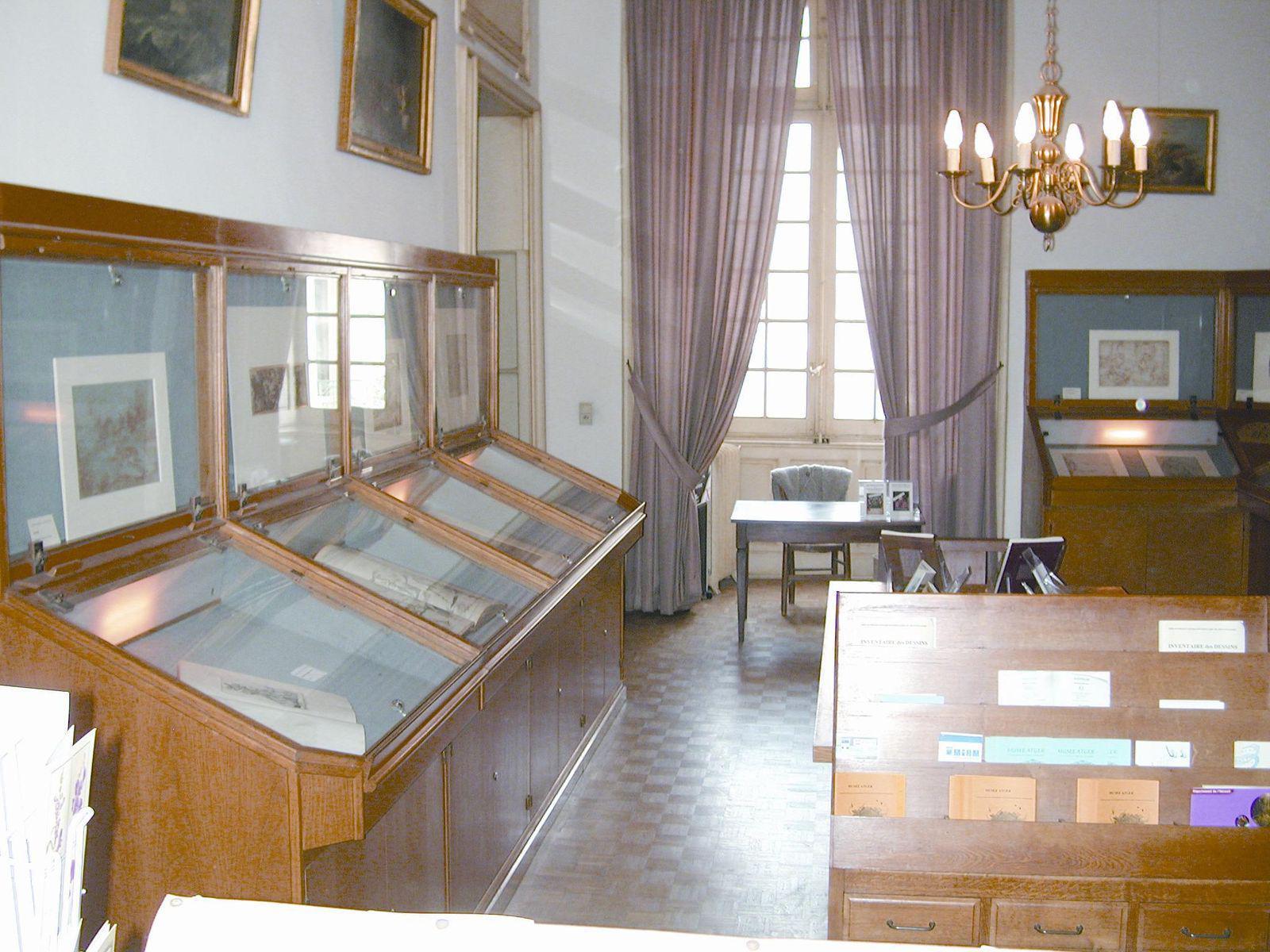 Musée Atger_Montpellier