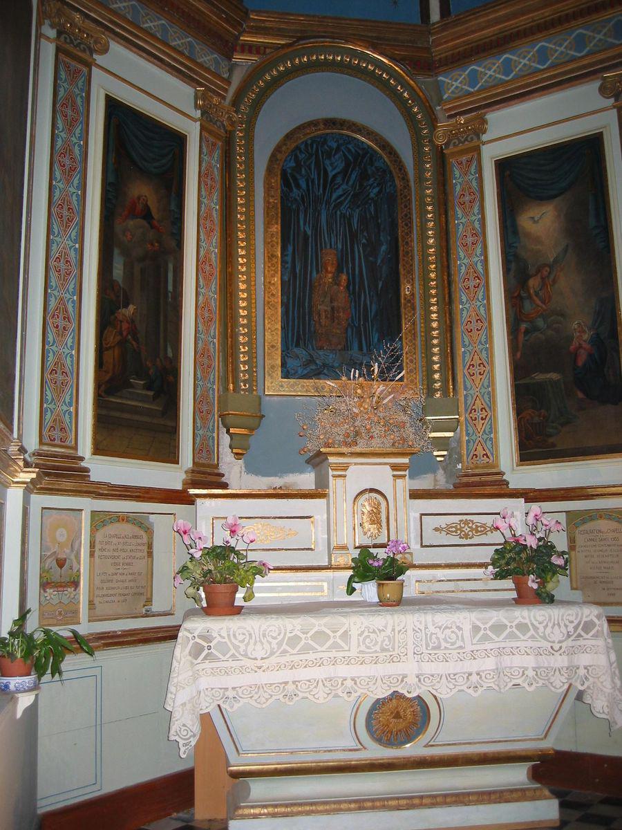 Église Notre-Dame de ROMIGIER_Manosque