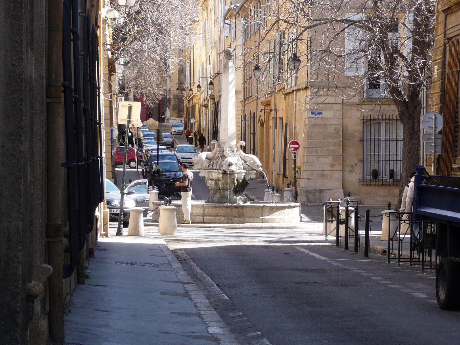 Quartier Mazarin_Aix-en-Provence