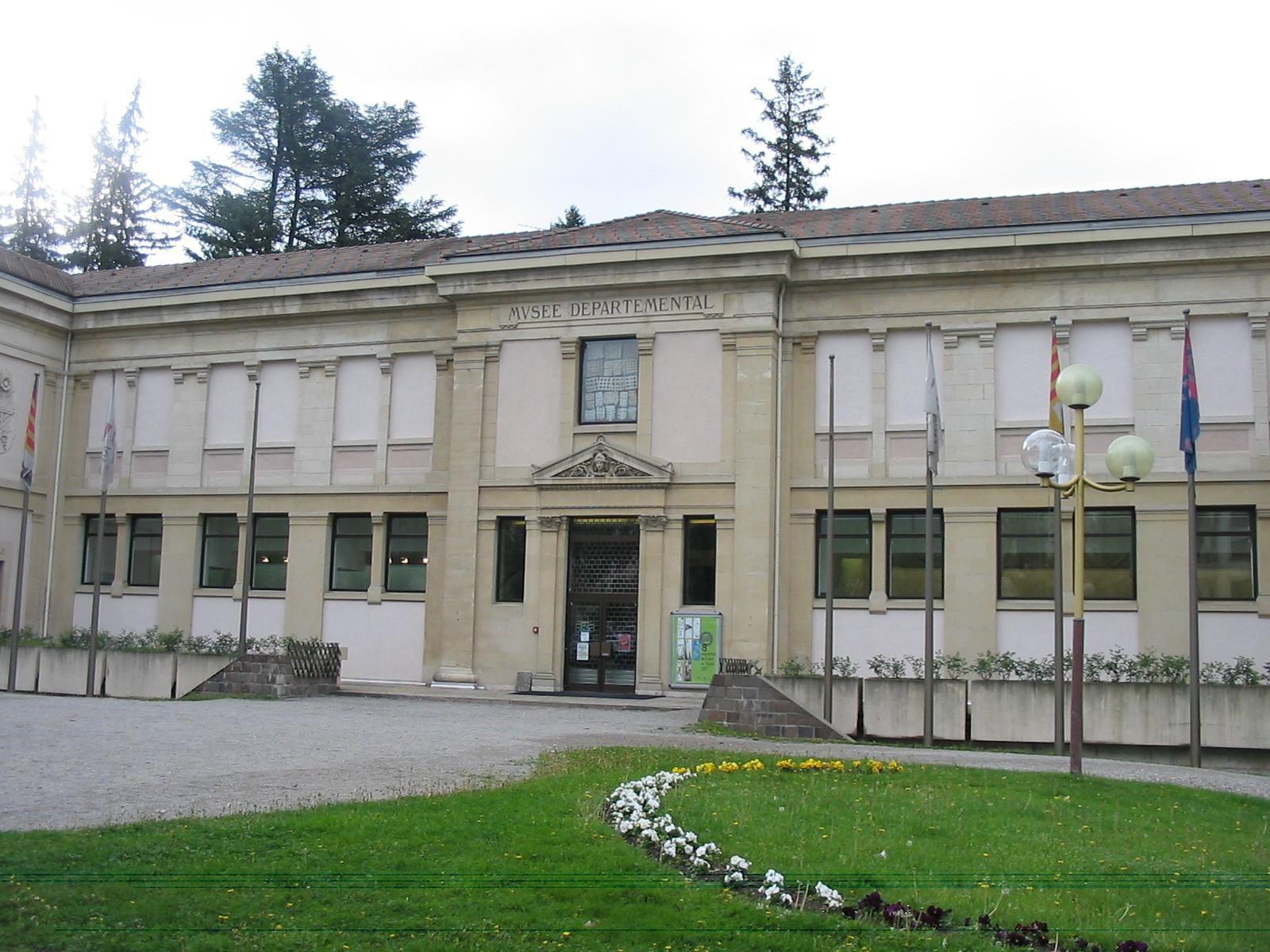 Musée départemental_Gap
