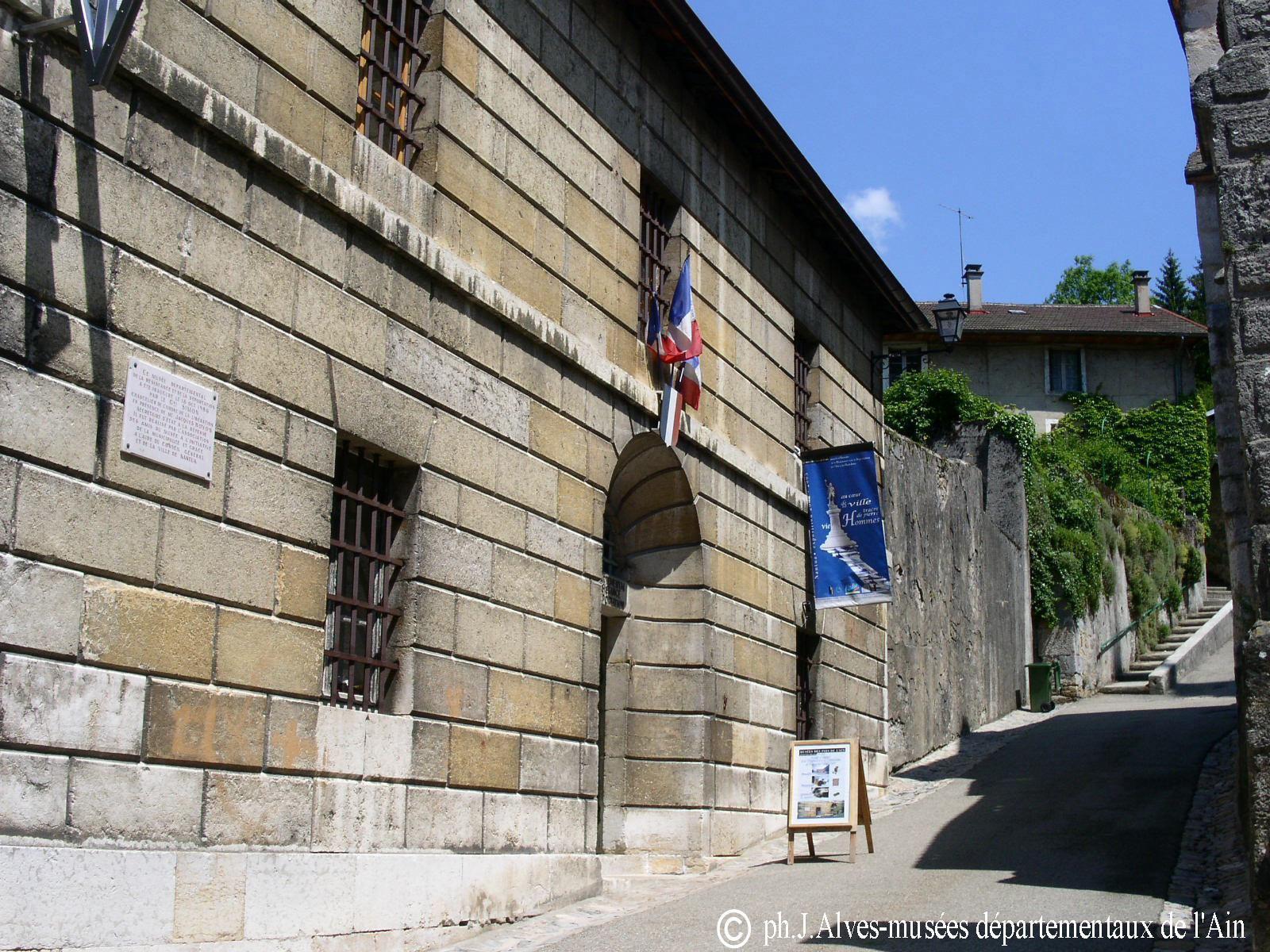 Musée départemental de l'histoire de la résistance et de la